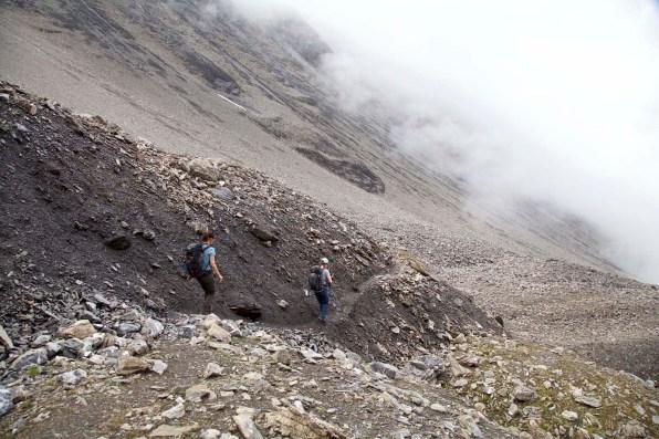 Wanderung Fuorcla Pischa
