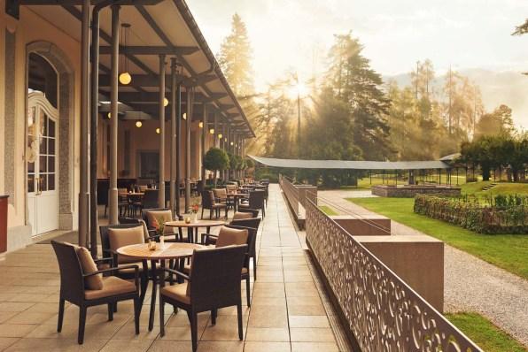 Hotel Flims Waldhaus Luxushotel Graubuenden 1