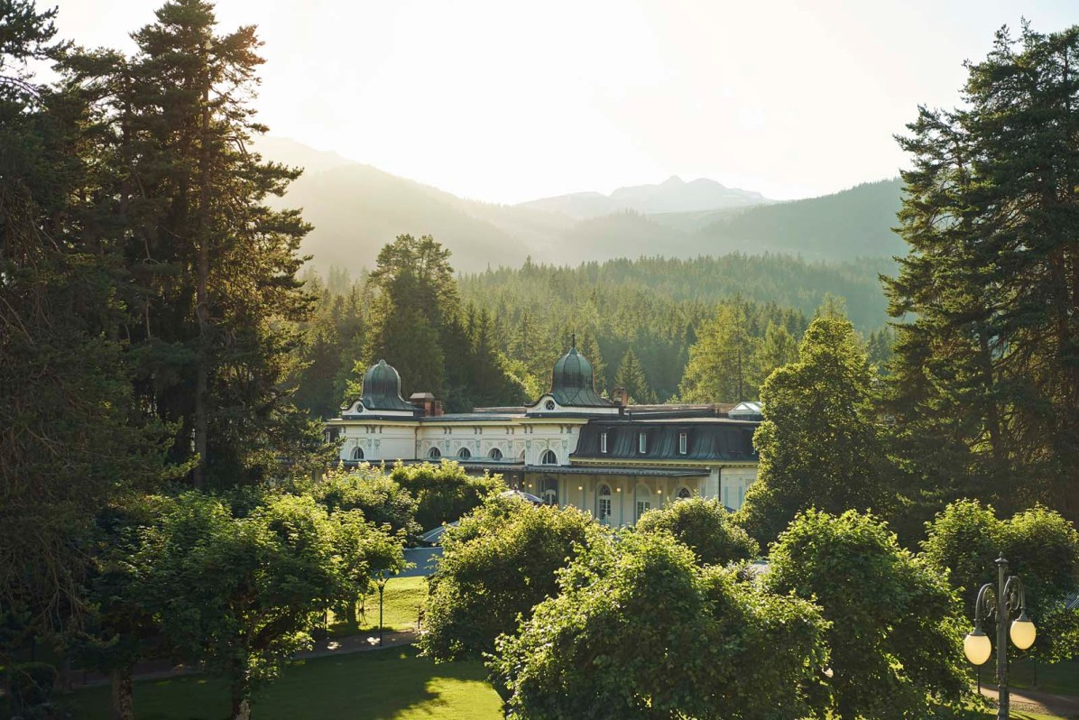 Hotel Flims Waldhaus Luxushotel Graubuenden 7