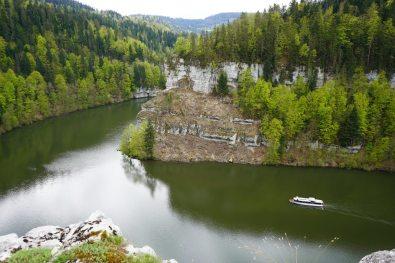 Bei Felsspringern ist diese Region gut bekannt. © Eva Hirschi
