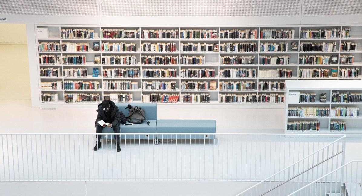 Bibliothek Stuttgart Instagram Motiv 7