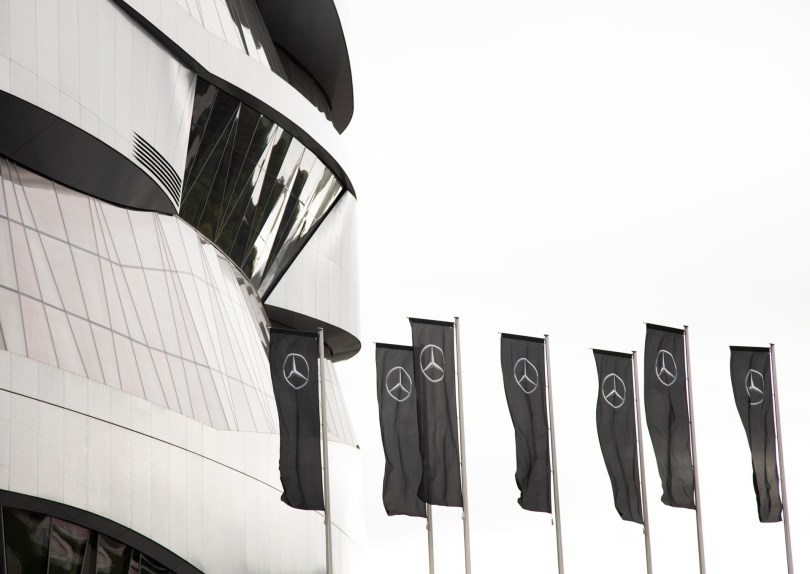 Mercedes Benz Museum Stuttgart 2