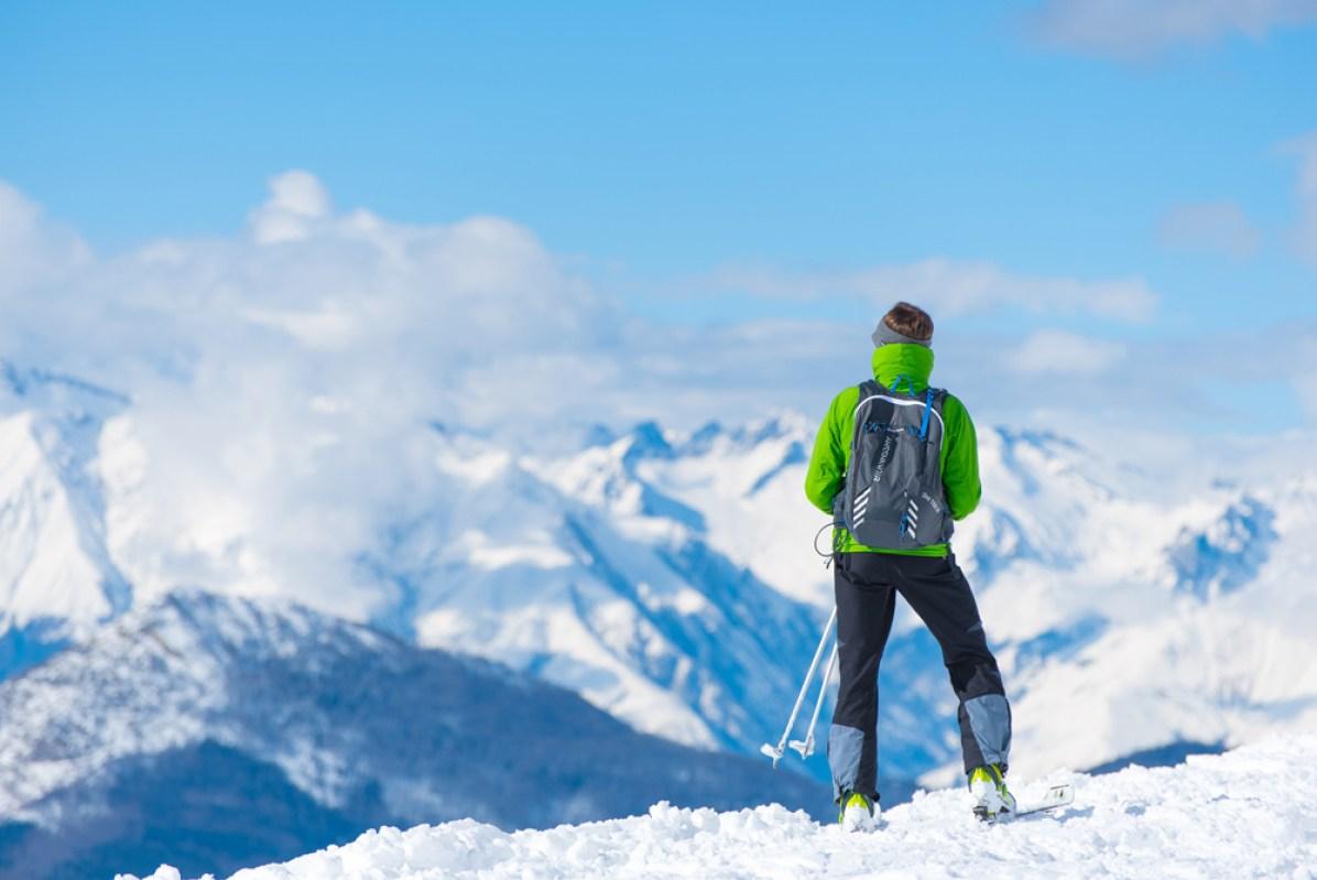Ski Winter Equipment Kleidung