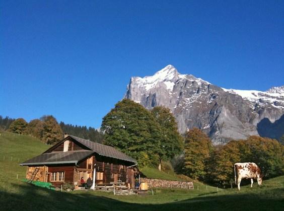 Charmante Unterkünfte Schweiz: Yeti's Alphütte