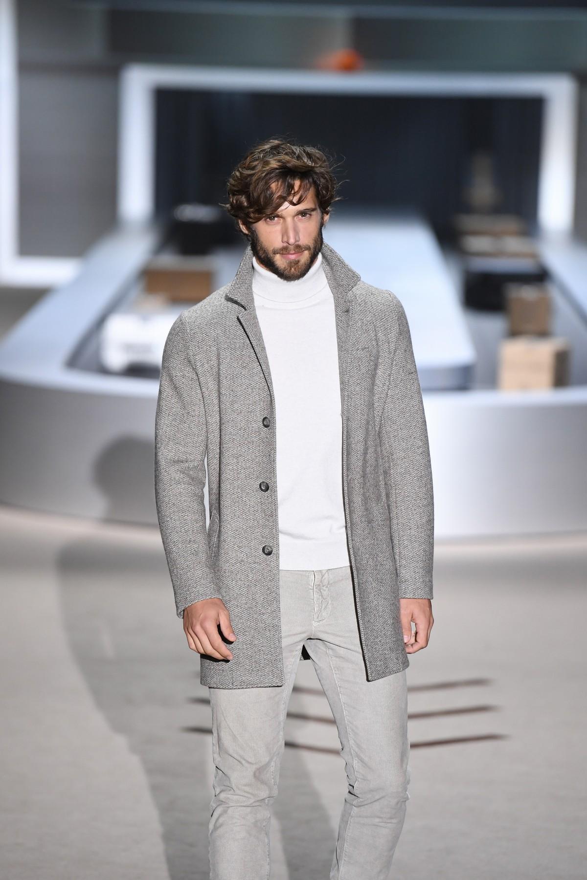 Falconeri collezione autunno inverno 2018 2019  Luca