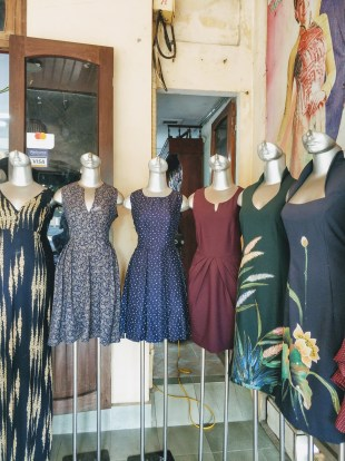 Sample tailor made dress in hoi an