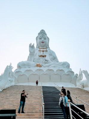 Chiang Rai Buddha temple