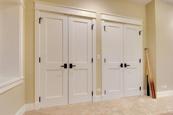 Interior Closet Door Options