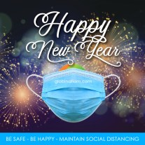 be safe - be happy - maintain social distancing