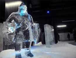 Музей изо льда Ice Magic