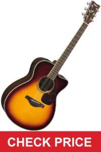 Yamaha FSXC830C Guitar