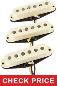 Fender Eric Johnson Stratocaster Pickups