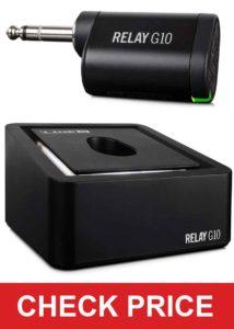 Relay G10 Digital Wireless Guitar System