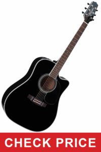 Takamine EF341SC Guitar