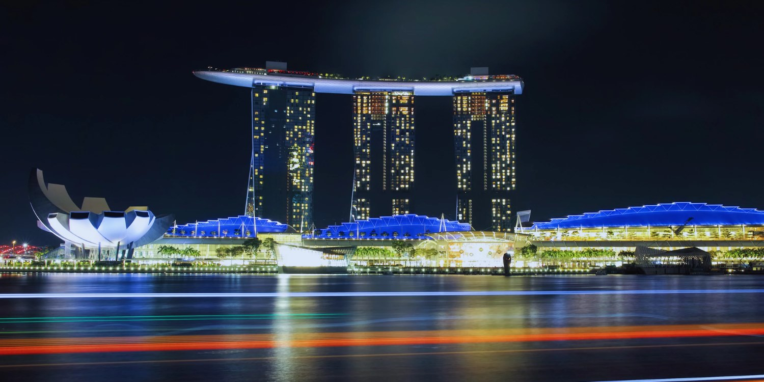 A Love Letter to Singapore