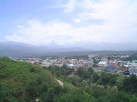 Mountains, Marijuana fields & Mafia all together! Kazakhstan