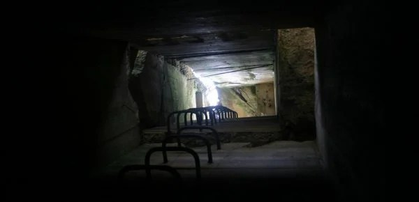 Wolfs Lair Hitlers Bunker in Poland
