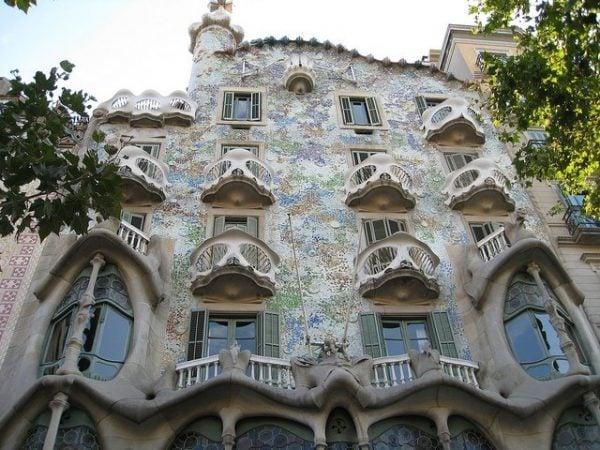 Gaudi Casa Batllo