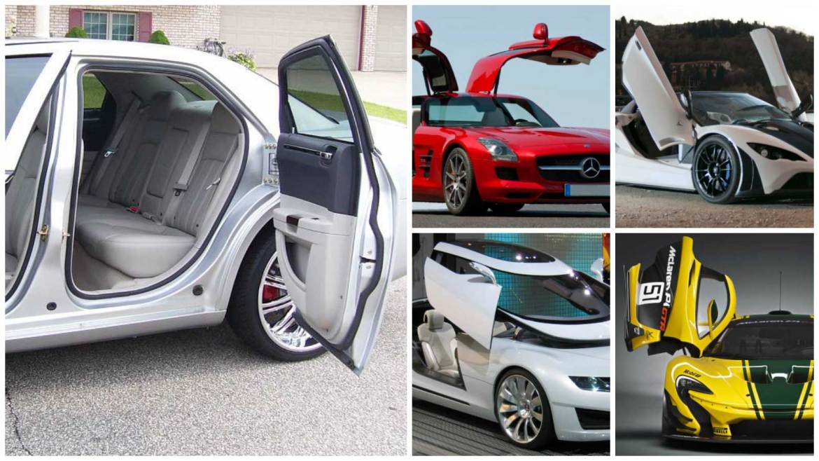 different-types-of-car-doors