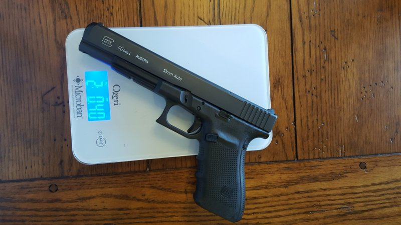 glock 20 and 40
