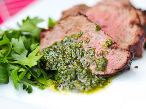 Chimichurri, argentijnse steaksaus