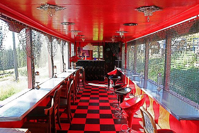 See Alaska on the Aurora Express Hotel Train