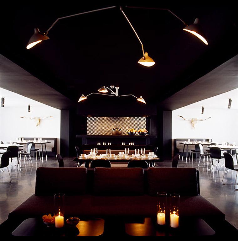 Hotel Habitat Restaurant