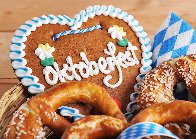 Oktoberfest is a wonderful festival held annually in Munich, Bavaria, Germany