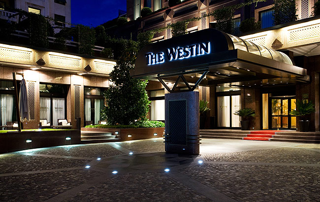 The Westin Palace Hotel in Italy is a luxury hotel with a unique and distinctive difference.
