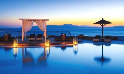 Sunset on Santorini - the top 10 Greek Islands