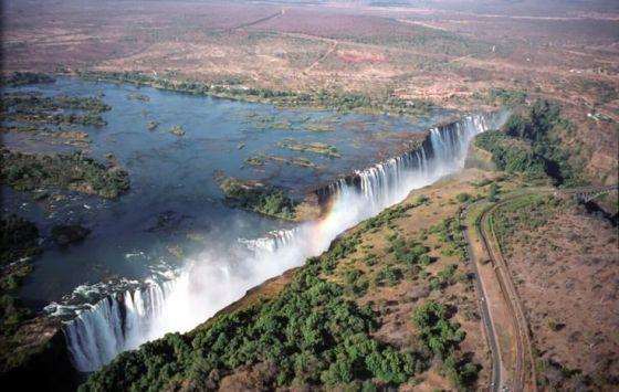 Devil's Pool, Victoria Falls, Zambia