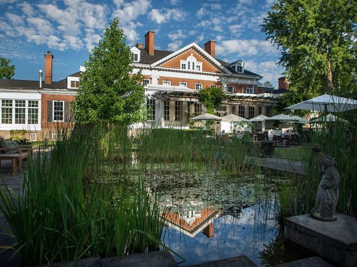 Langdon Hall Country House Hotel and Spa