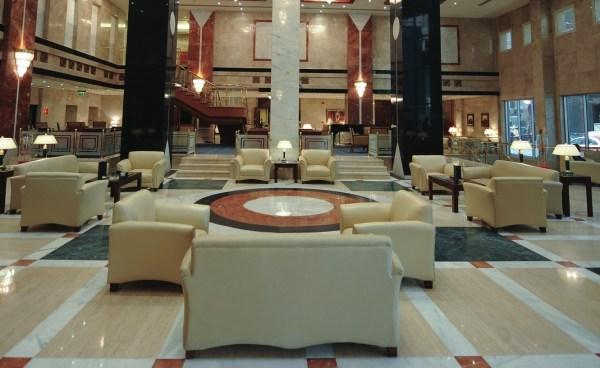 Safir Hotel, Cairo1