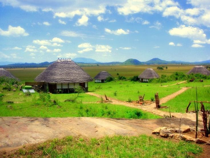 Kidepo Valley National Park, Uganda