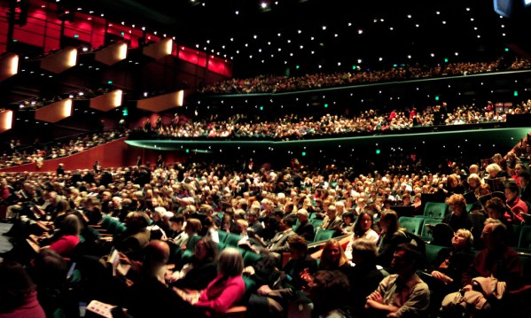 mccaw hall seattle