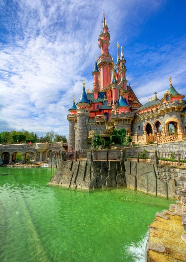 Disneyland paris city