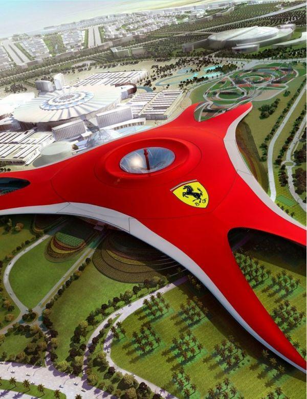 Ferrari World – Yas Island