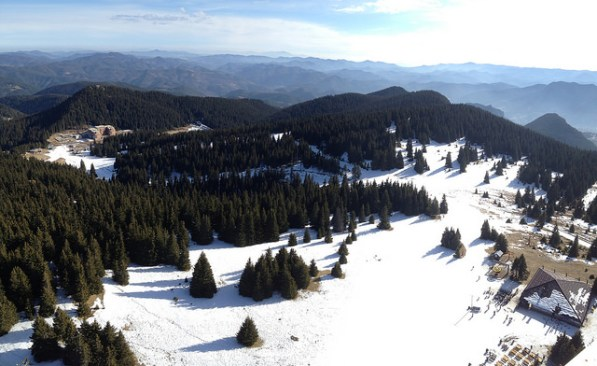 Pamporovo, Bulgaria