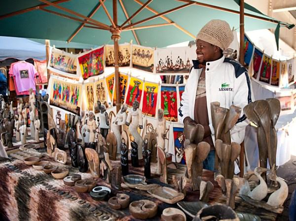 Rosebank Rooftop Market