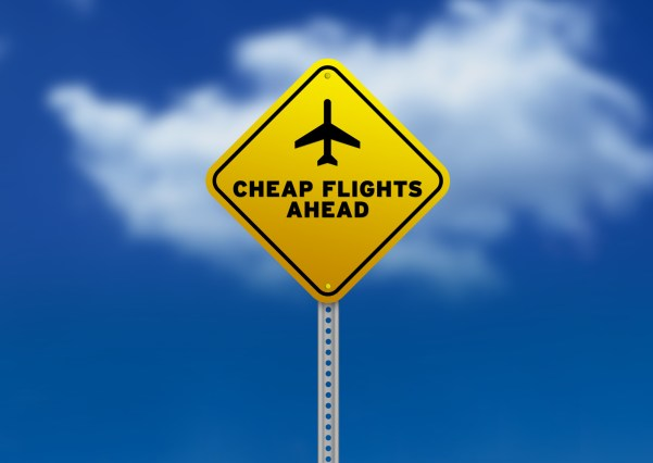 cheap flights for all