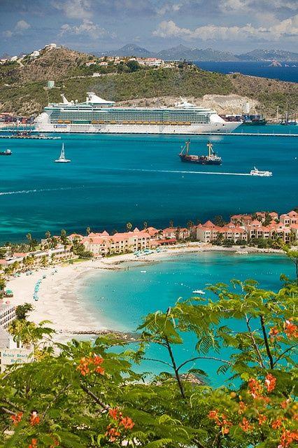 St. Martin and St. Maarten
