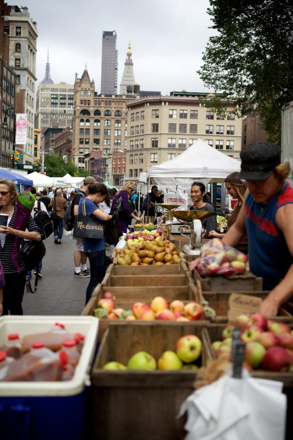 greenmarket manhattan ny