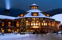 Vermont Stowe Mountain Lodge Resort