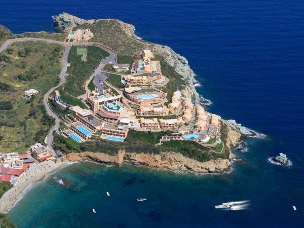 Seaside Resort & Spa, Heraklion