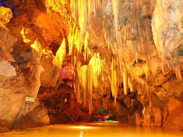 Benxi Water Cave Shenyang