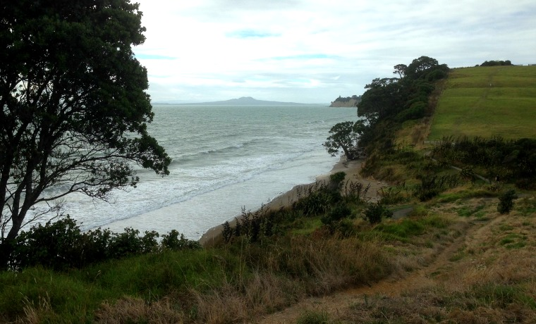 Long Bay coastal path