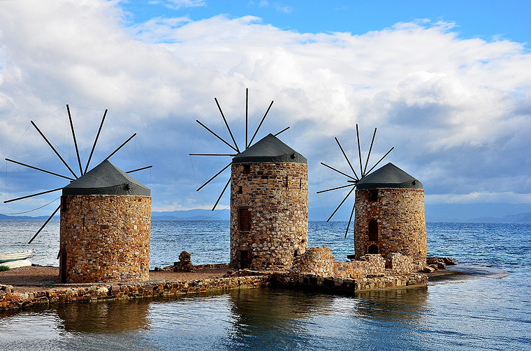 Chios - the top 10 Greek Islands