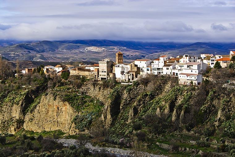 Alpujarra - European Hiking Trails