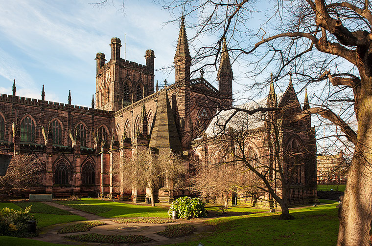 Visit Chester England - Chester Cathedral