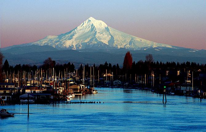 Greenest Cities - Portland Oregon